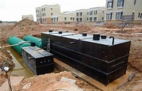 一体化污水处理箱