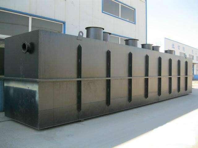 地埋式污水处理箱