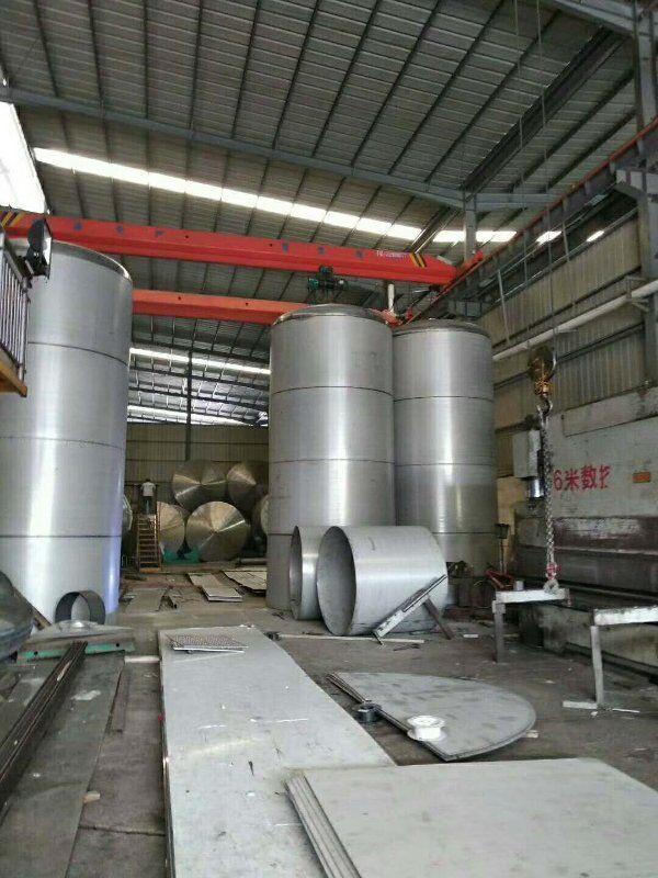 50m3化工溶剂储罐