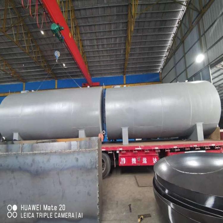 30吨卧式储油罐