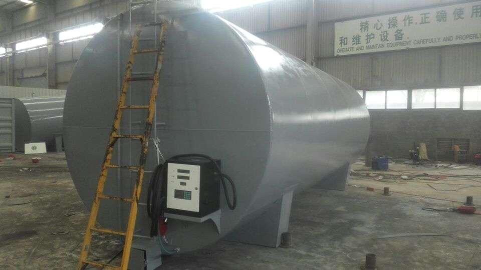 配加油机40吨储油罐